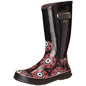 BOGS Unisex Kids Kaleidoscope Rain Boot